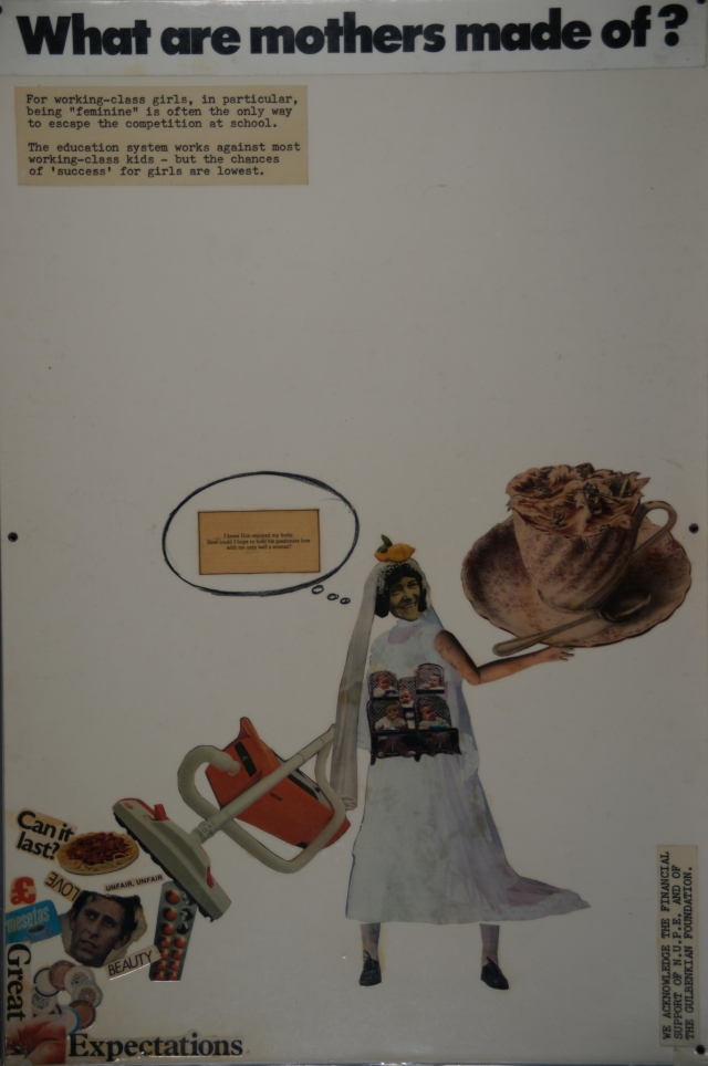 Panel from 'Who's Holding the Baby?' 1978 ©Hackney Flashers